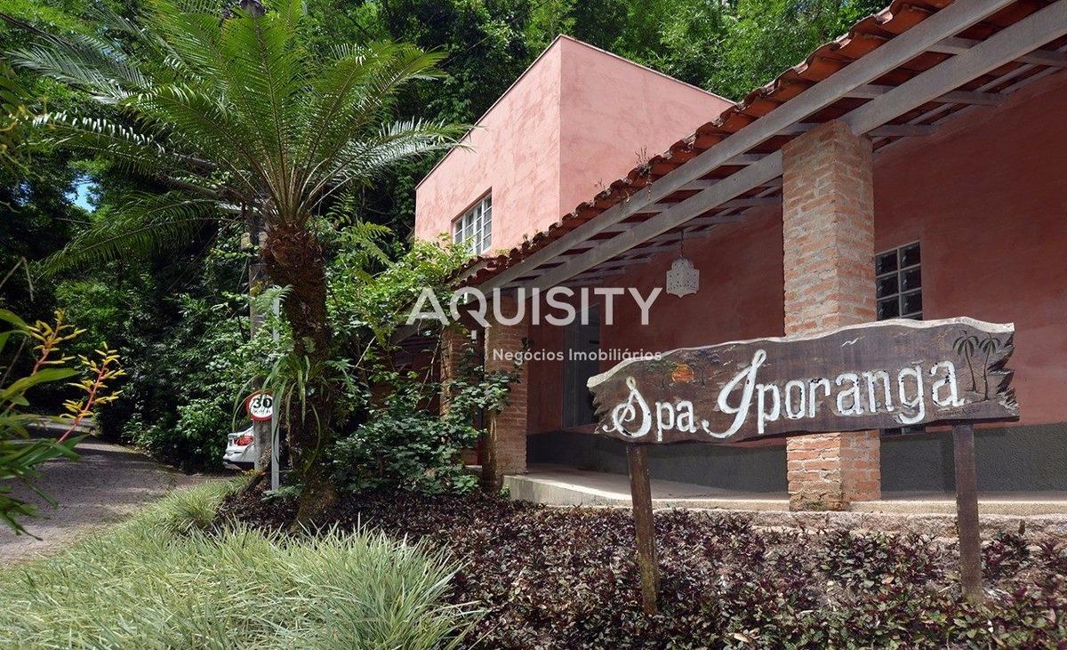 terreno com 1370m2 à venda no condomínio em iporanga guarujá, excelente opção de investimento, últimos lotes. - te00002 - 4957275