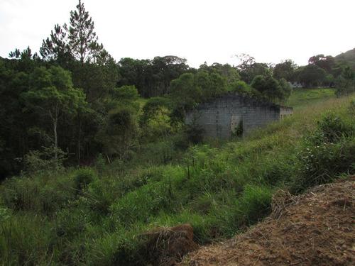 terreno com 24.200 mts, agua, mata e bosque/ref: 04647