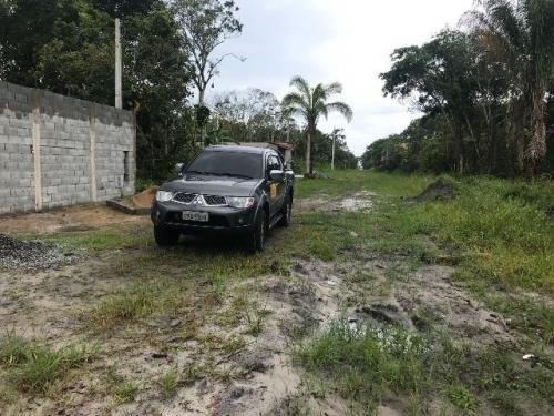 terreno com 250 m² em itanhaém-sp - litoral sul! confira!!!