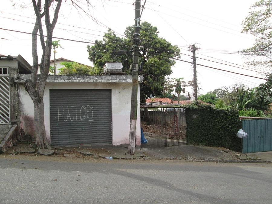 terreno com 276 m² - jd maria do carmo - claudio 61928