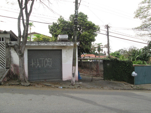 terreno com 276 m² - jd maria do carmo - claudio 61928