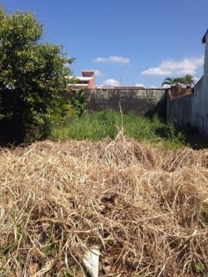 terreno com 300 m² em itanhaém, bairro cibratel - ref 2554-p