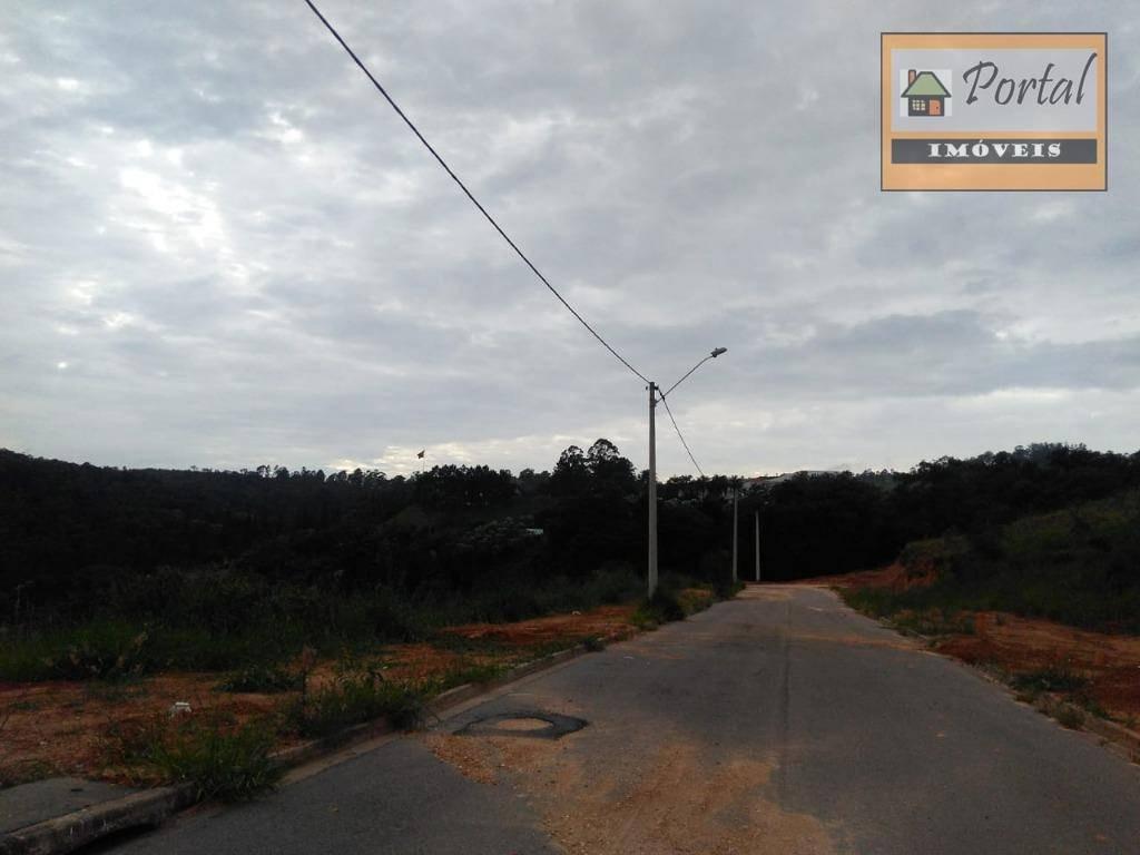 terreno com 300 m² - moinho - campo limpo paulista/sp - te0112
