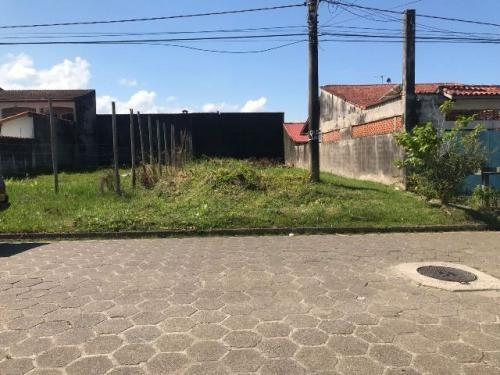 terreno com 300 m², parcelado! itanhaém-sp - ref 4078-p