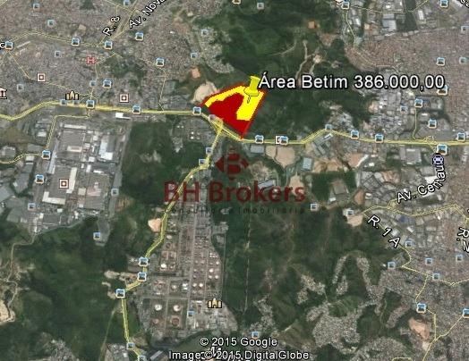 terreno com 340 mil m2 em excelente localização - 6487