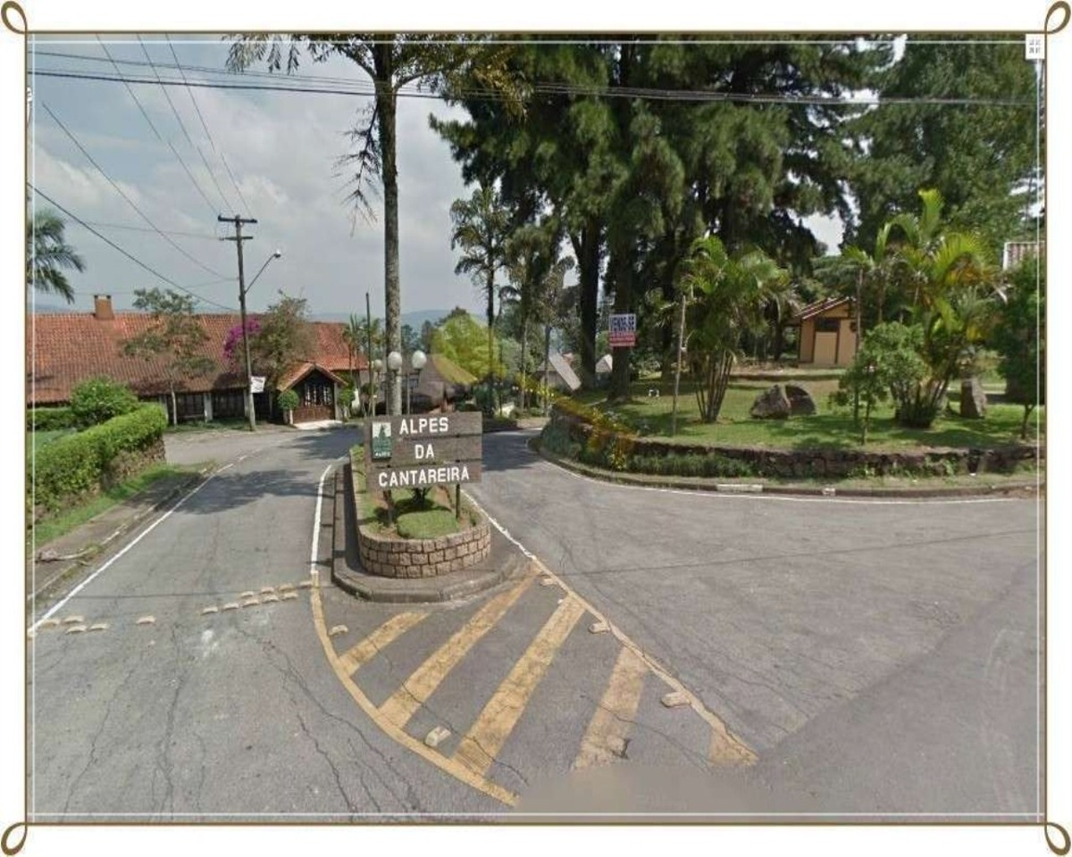 terreno com área total de 1200 m² com projeto aprovado para uma construção de 200 m² - 1324 - 32145422