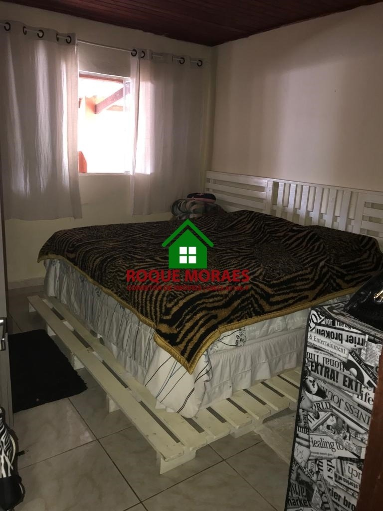 terreno com casa 3 dormitorios sala de estar garagem ref0151