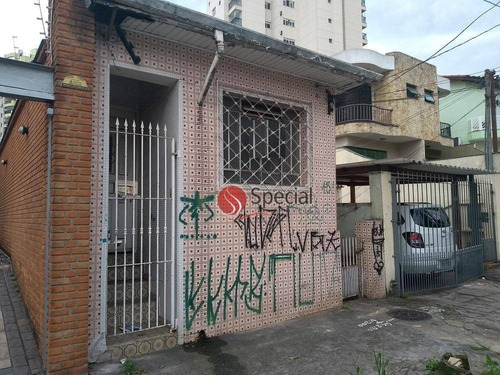 terreno com casa no local - venha visitar !!! - te0968