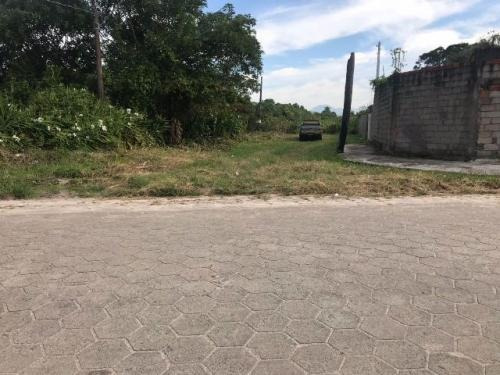 terreno com escritura e 312 m², itanhaém-sp! ref 4165-p