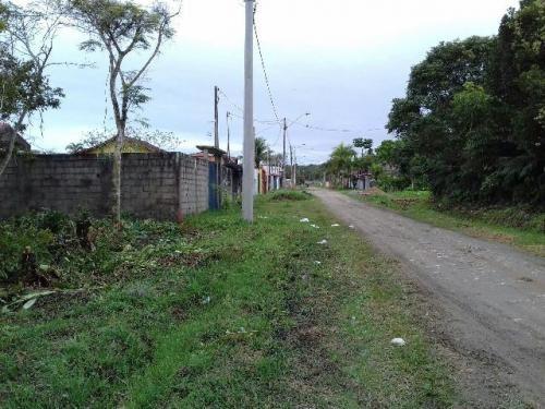 terreno com escritura em itanhaém, baln. gaivota. ref 3185-p