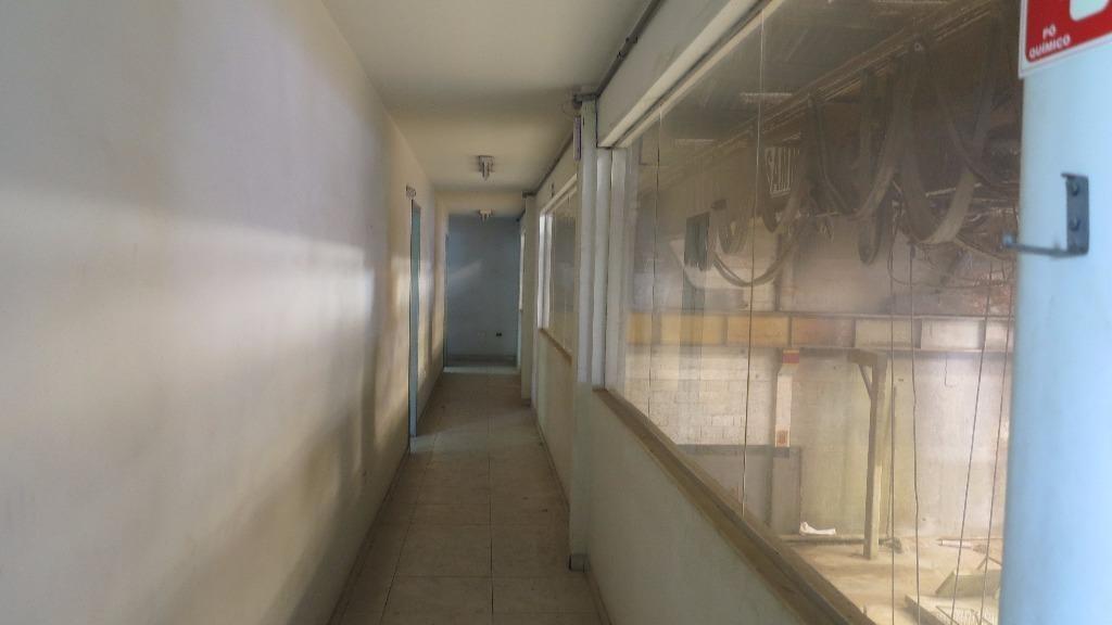 terreno com galpão para locação em guarulhos - próximo ao aeroporto de cumbica! - ga0003