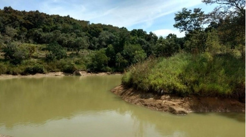 terreno com lago - condomínio rural - ch0047