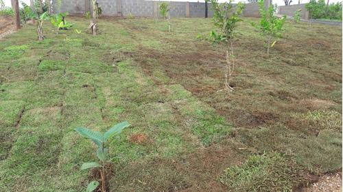 terreno com lago para moradores em condomínio mairiporã (c)