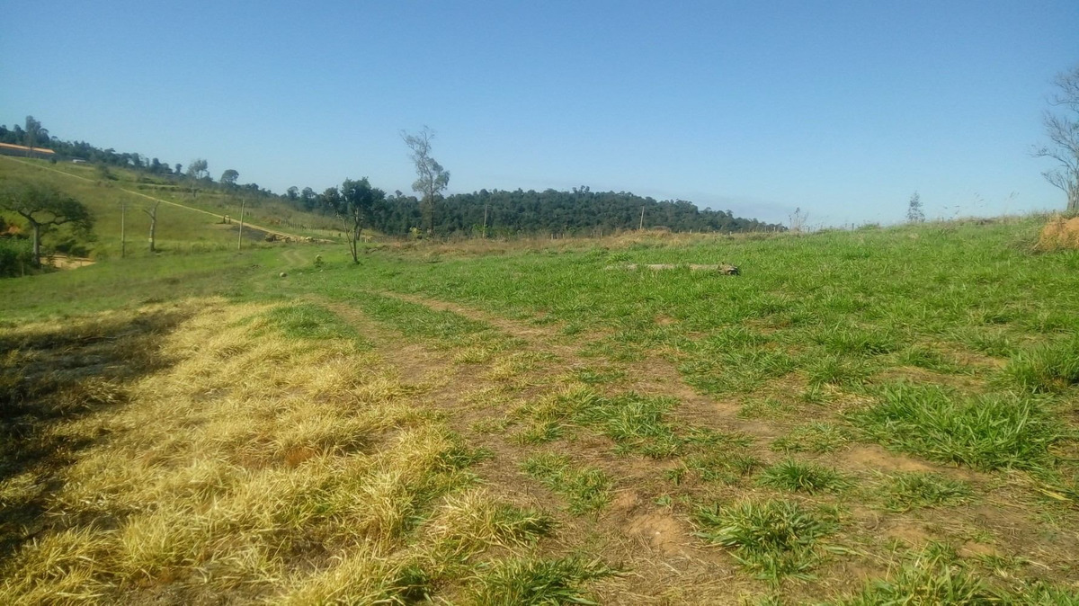 terreno com minino de entrada