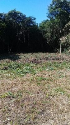 terreno com pequena entrada + parcelas em itanhaém, confira