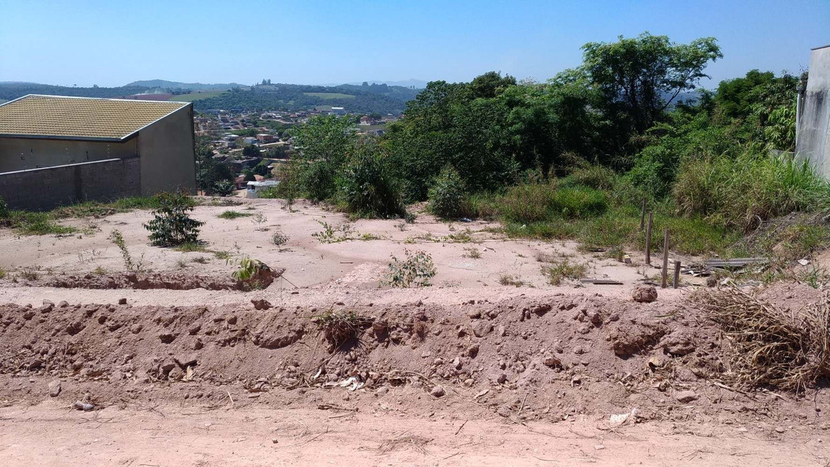 terreno com platô 250m jarinu documentado