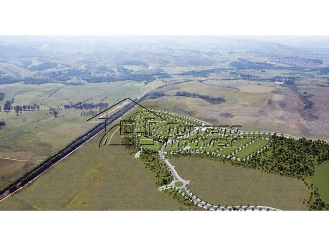 terreno com vista para a serra - colinas do paratehy - urbanova