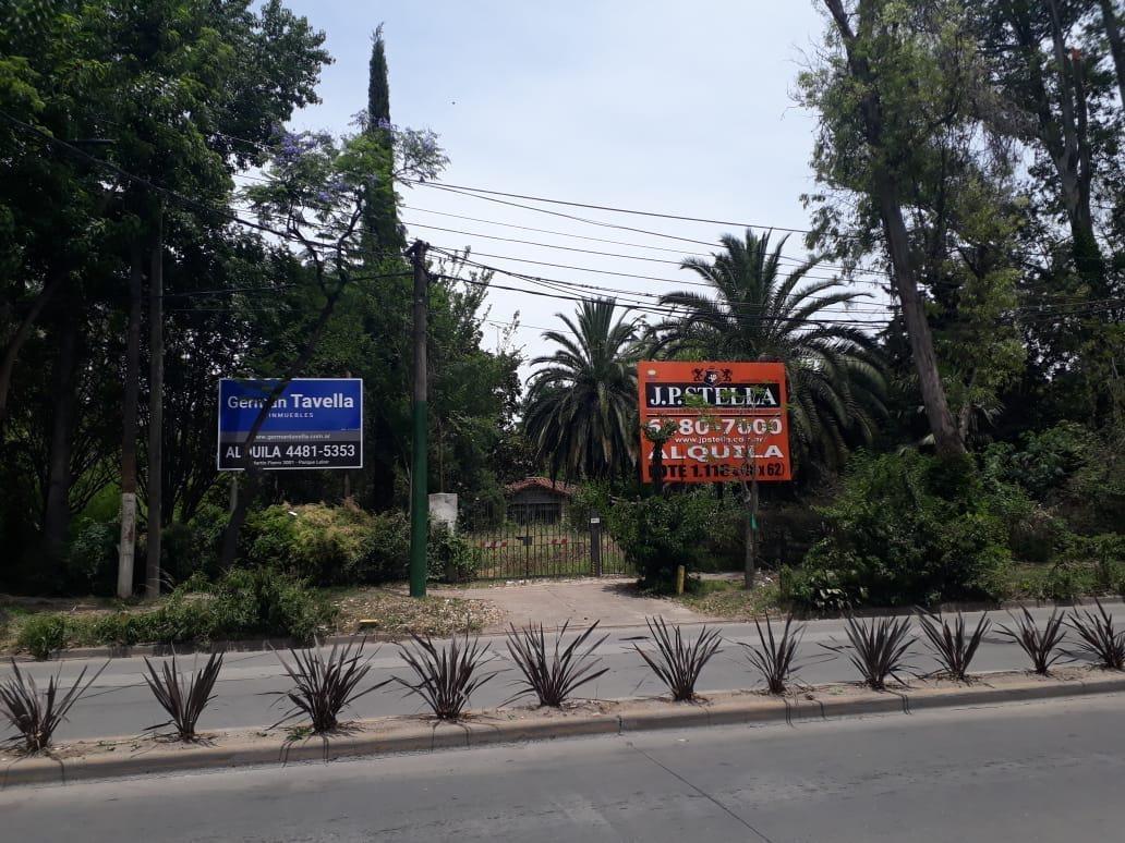 terreno comercial 18 x 62 (1.116 m² ) sobre avenida - barrio parque leloir