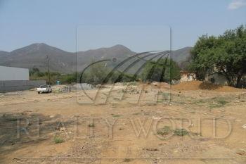 terreno comercial a 10 minutos de monterrey, frente a la carretera nacional