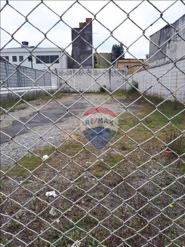 terreno comercial, centro, mogi das cruzes. - te0017