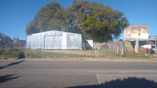 terreno comercial con bodega en el centro de huejotzingo