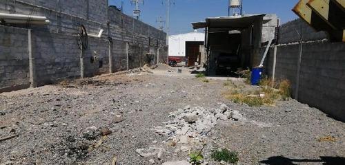 terreno comercial e industrial en renta en san isidro miranda, el marqués