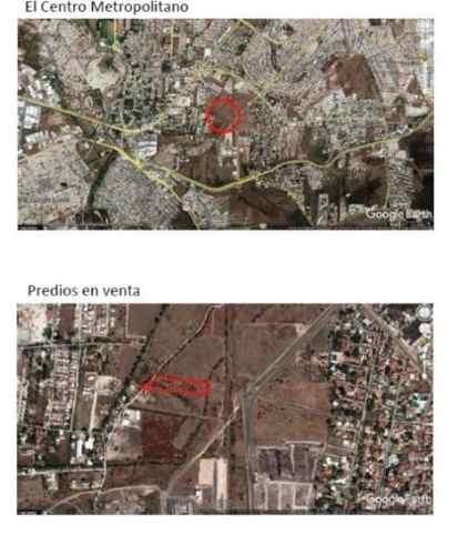 terreno comercial el pueblito corregidora (sm)