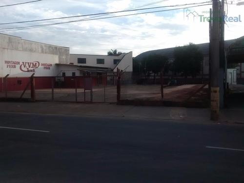 terreno comercial em avenida movimentada - te0243