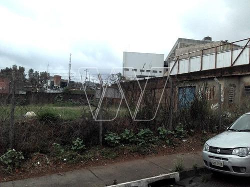 terreno comercial em campinas - sp, jardim conceição (sousas) - te00550