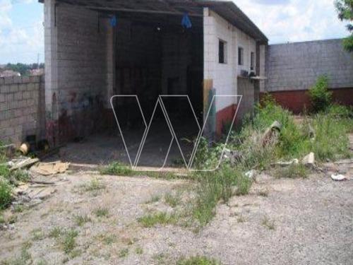 terreno comercial em campinas - sp, jardim do vovô - te00429