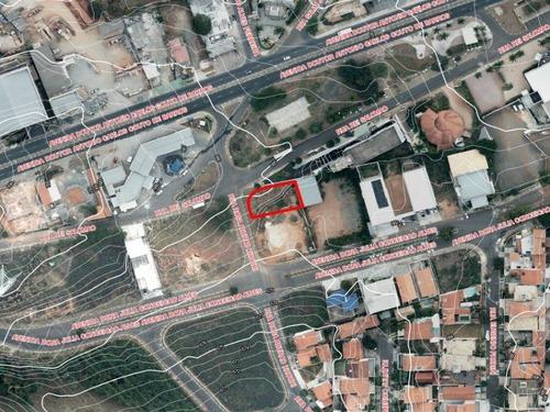 terreno comercial em sousas - te00573