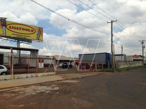 terreno comercial em sumaré - sp, nova veneza - te00538