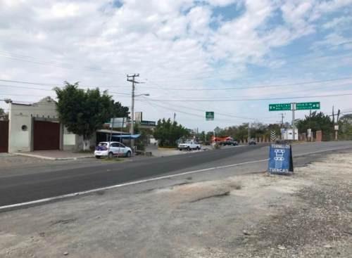 terreno comercial en alpuyeca / xochitepec - roq-347-tco