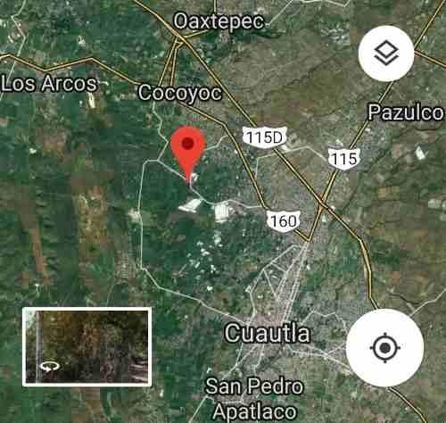 terreno comercial en casasano / cuautla - maru-409-tco