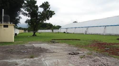 terreno comercial en cocoyoc, carretera federal cuernavaca c