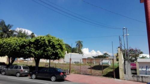 terreno comercial en las palmas / cuernavaca - grb-709-tco#