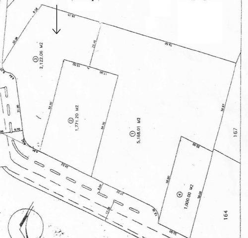 terreno comercial en lomas de ahuatlán / cuernavaca - est-694-tco