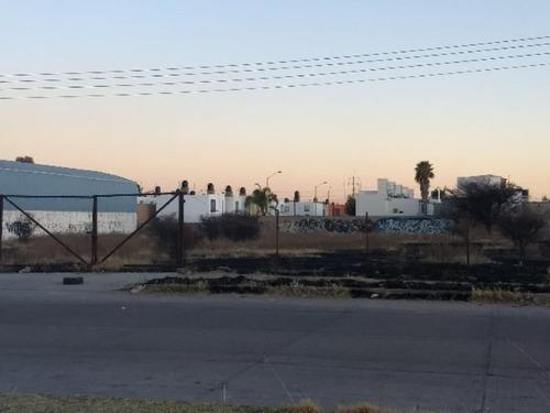 terreno comercial en renta ciudad industrial
