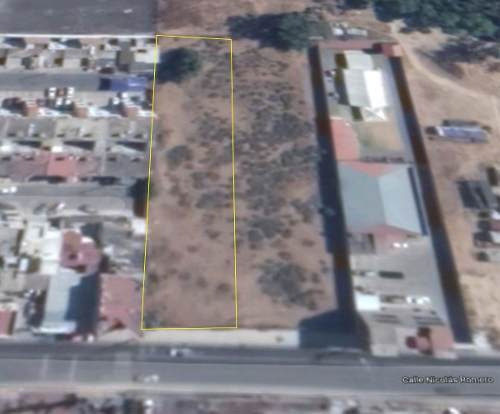 terreno comercial en renta en texcoco