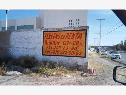 terreno comercial en renta fracc la joya