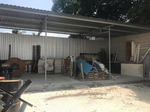 terreno comercial en renta moctezuma
