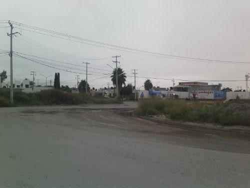 terreno comercial en renta quintas del nazas