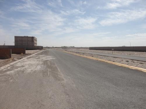 terreno comercial en renta residencial senderos