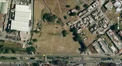 terreno comercial en san juan tlalpizahuac amp, av.cuauhtemo