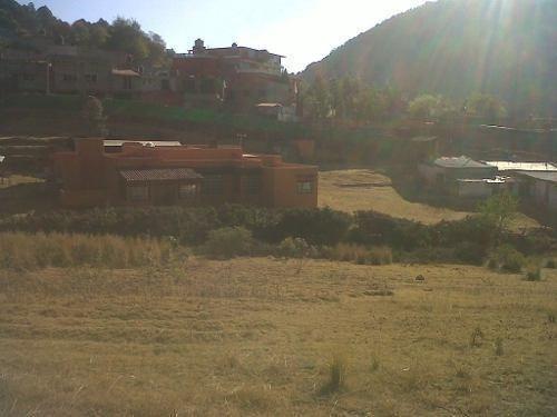 terreno comercial en santa cruz ayotuxco, tecando domicilio