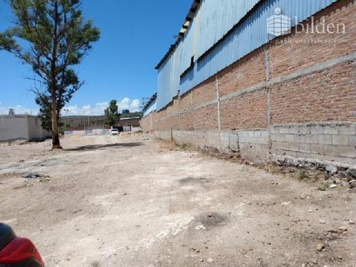 terreno comercial en venta 15 de mayo (tapias)