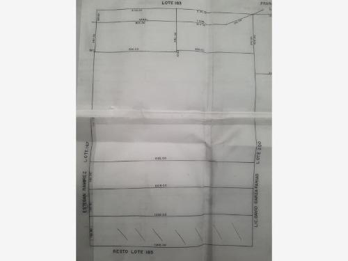 terreno comercial en venta 17 de octrubre