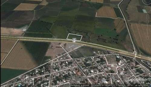 terreno comercial en venta a pie de carretera san juan del rio