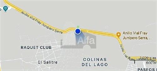 terreno comercial en venta, anillo vial fray junipero el salitre, frente al colegio newland