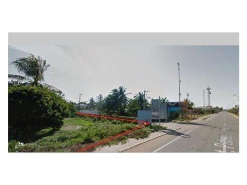 terreno comercial en venta barra vieja